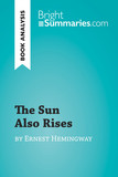 The Sun Also Rises by Ernest Hemingway (Book Analysis)