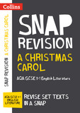 A Christmas Carol: New Grade 9-1 GCSE English Literature AQA Text Guide